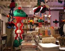 MASAGON exhibition BOOKMARK ALIENS