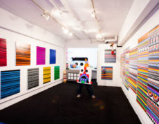 MASAGON EXHIBITION!!! collaboration with MARK JENKINS!!!